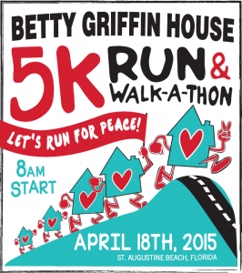 Betty Griffin 5K Run and Walk-a-thon